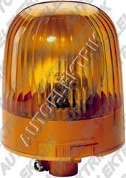 Výstražný maják HELLA KL-JUNIOR R 12V, oranžový