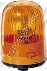 Výstražný maják HELLA JUNIOR FL 24V, oranžový