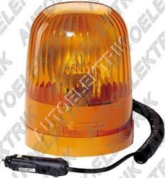 Výstražný maják HELLA JUNIOR M 12V, oranžový