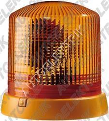 Výstražný maják HELLA KL 8000 F 24V oranžový