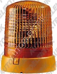 Výstražný maják HELLA KL7000 12V oranžový