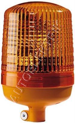Výstražný maják HELLA KL 7000 R 24V, oranžový