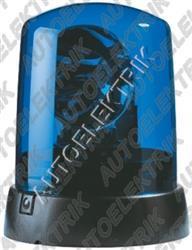Výstražný maják HELLA KL7000 24V modrý