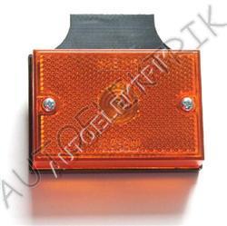 Obrysové světlo oranžové, na žárovku SV 8,5/C5W, držák