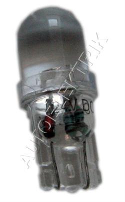 Žárovka LED, 12V, patice T10, bílá, spotřeba 0,4W