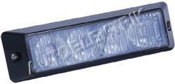 Výstražné světlo Britax - 4 LED MODRÉ