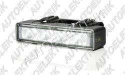 Světlo pro denní svícení 147mm, 1ks, s homologací, 10-33V