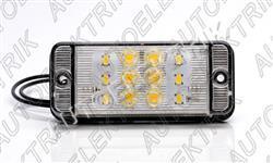 Zpětné světlo LED, 12-24V