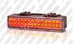 Mlhové světlo LED, 12-24V