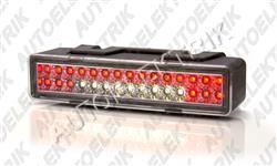 Mlhové + zpětné světlo LED, 12-24V