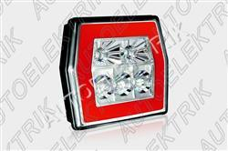Koncové světlo LED na přívěsný vozík