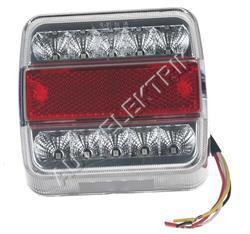 Koncové světlo pravé/levé LED