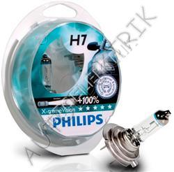 Žárovka H7 12V/55W X-treme Vision +100% svítivosti