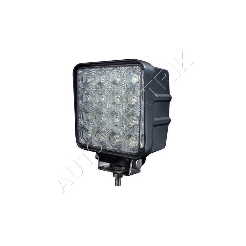 Pracovní světlo LED 12/24V, 16xLED