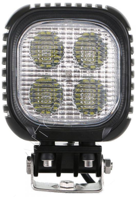 Pracovní světlo LED 12/24V, 4LED, 5400Lm