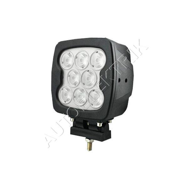 Pracovní světlo LED 12/24V, 8LED, 6000Lm