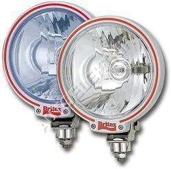 Přídavné dálkové světlo modré, 24V, pr. 225mm