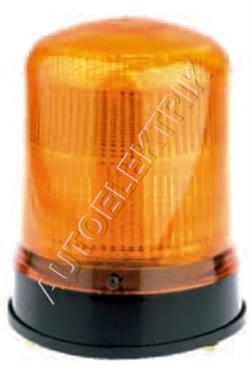 Výstražný maják Britax 270, oranžový, dvojzáblesk 12V/24V