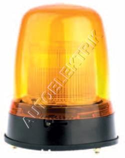 Výstražný maják Britax pevný, oranžový, 12/24V LED