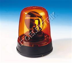 Výstražný maják Britax 390, oranžový 12/24V