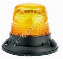 Výstražný maják Britax B10 12V/24V, oranžový, zábleskový