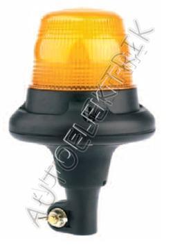 Výstražný maják Britax B15, oranžový, zábleskový, 12/24V