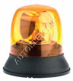 Výstražný maják Britax B20 12V, oranžový, se žárovkou H1