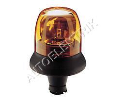 Výstražný maják Britax B27 24V, oranžový se žárovkou H1