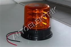 Výstražný oranžový LED maják, ECE R65, EMC